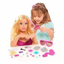 Barbie Maniquie Para Peinado Muñeca Para Peinar Estilista