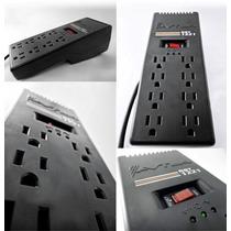 Regulador De Voltaje R8t-601 Avtek 8 Tomas Ntic