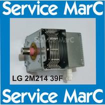 Magnetron De Microondas Bgh Lg 2m214 39f Original