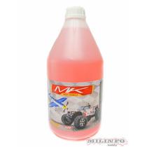 Combustível Para Aeromodelo 10%nitro 18%óleo - Galão - Mk