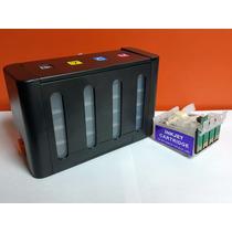 Sistema De Tinta Continuo Vacio Xp200 Xp300 Xp400 Xp310