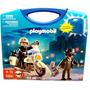 Playmobil 5891 Maleta Policia - Minijuegos
