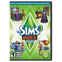 The Sims Movies Pc Midia Fisica Lacrado