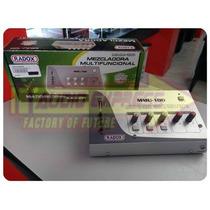 Mezcladora Multifuncional C Usb Mmu100 Dxr012400
