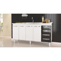 Gabinete De Cozinha Quality 1.50m - Cozimax - Compre Móveis