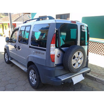 Doblo Adv Locker 1.8 Flex 06 Lugares