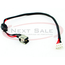 Cable Dc Jack Power Lenovo G470 G475 G570 G575 - Zona Norte
