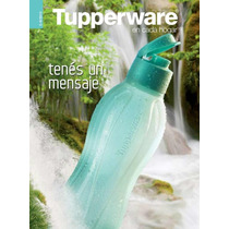 Tupperware Botella Eko-eco Twist 1lt Original Belgrano R