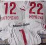 Camiseta De Arquero Independiente 2015 Roja Cordones