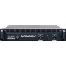 Amplificador De Potencia Profesional Marathon Dj-4000