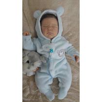Lindo Bebê Reborn Leo! Recém-nascido!!