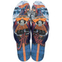 Chinelo Hot Wheels Tyre Azul Tam 25/26 - Ipanema Kids