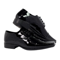 Sapato Social Masculino, Verniz, Couro Legitimo