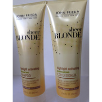 Kit John Frieda Sheer Blonde Highlight Activating