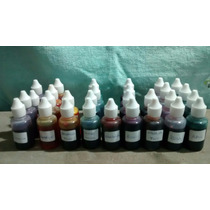6 Colorantes Para Jabón Glicerina 12 Ml Excelente Calidad