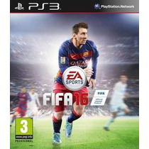 Fifa 16 Ps3 Con Pase Online Y Ultimate Team Binarygames