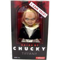 Muñeco De La Novia De Chucky De 15 Pulgadas Mezco Habla