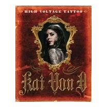 Libro High Voltage Tattoo, Kat Von D