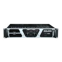 Amplificador Áudio Staner Dpa 1200