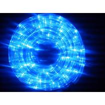 Manguera Luces Led 10 Metros Blanco Azul Multicolor