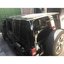 Toldo Rígido Para Jeep Wrangler Jk Unlimited (4 Puertas)