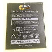 Nueva Pila Bateria Nyx Fly 2 Modelo Nyx1600a74x60