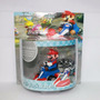 Super Mario Bros Kart Coche Pvc 13 Cm Adrijd