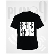 Remeras Estampadas The Black Crowes