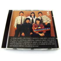 Los Temerarios 15 Super Exitos Vol 1 Cd Como Nuevo Ed 1993
