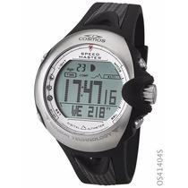 Relógio Cosmos Masculino Os41404s - Original