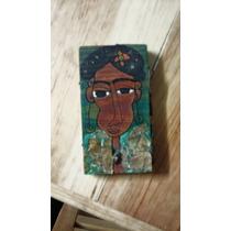 Paquete De 2 Obras Batik + Pintura Objeto