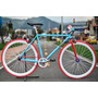 Bicicleta Next Color Celeste