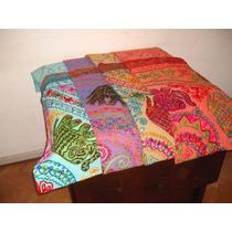 Cubre Cama - Tapiz Hindu - Varios Colores - Envio Sin Cargo