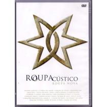 Dvd Roupa Nova - Acustico - Ao Vivo - Lacrado - Sony Music