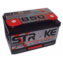 Bateria De Carro Som Automotivo Stroke Power 100ah/hora