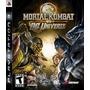 Jogo Mortal Kombat Vs Dc Universe Ps3