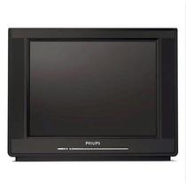 Philips Tv Estéreo 21pt6437 Real Flat De 21