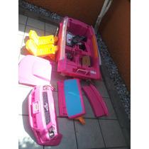 Montable Electrico Partes De Repuesto Mustang Barbie