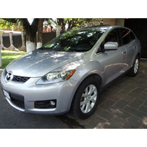 Mazda Cx-7 Grand Touring Como Nueva 47000km Factura Original