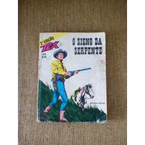 Tex O Signo Da Serpente N°1 Ed.vecchi