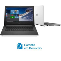 Notebook Inspiron 14 5458-bb10 I3,tela 14 - Dell