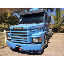 Scania 113 360 Top Line, Com Carreta 2004