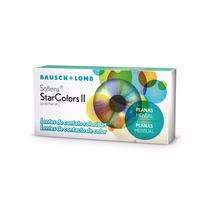 Lente De Contato Colorida Descartável Starcolors 2 Sem Grau