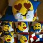 Cojines Emojis Caritas De Pin Y Whatsapp Y Mucho Más