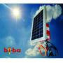 Boyero Eléctrico 40km. Con Panel Solar 10w.