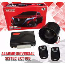 Alarme Automotivo Universal Sistec(positron)(olimpus)(taramp