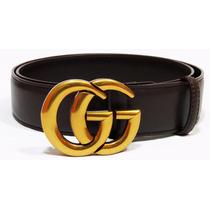 Cinturones Gucci Doble G Envio Gratis Y Meses S/i