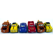Carritos Cars Set De 6