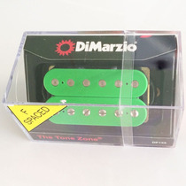 Captador Dimarzio Tone Zone Dp155 F-spaced Verde
