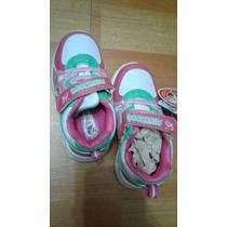 Remate De Zapatos De Los Niña Talla 23 Cierre Mágico
